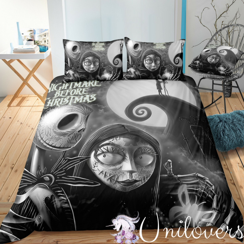 Special The Nightmare Before Xmas Bedding Set Nightmare Before Christmas Bedding Nightmare Before Christmas Tattoo Nightmare Before Christmas Movie