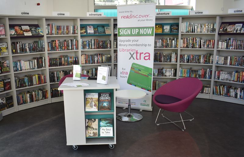 We Re Thrilled To Bring You Libraries Xtra Visit Kingston