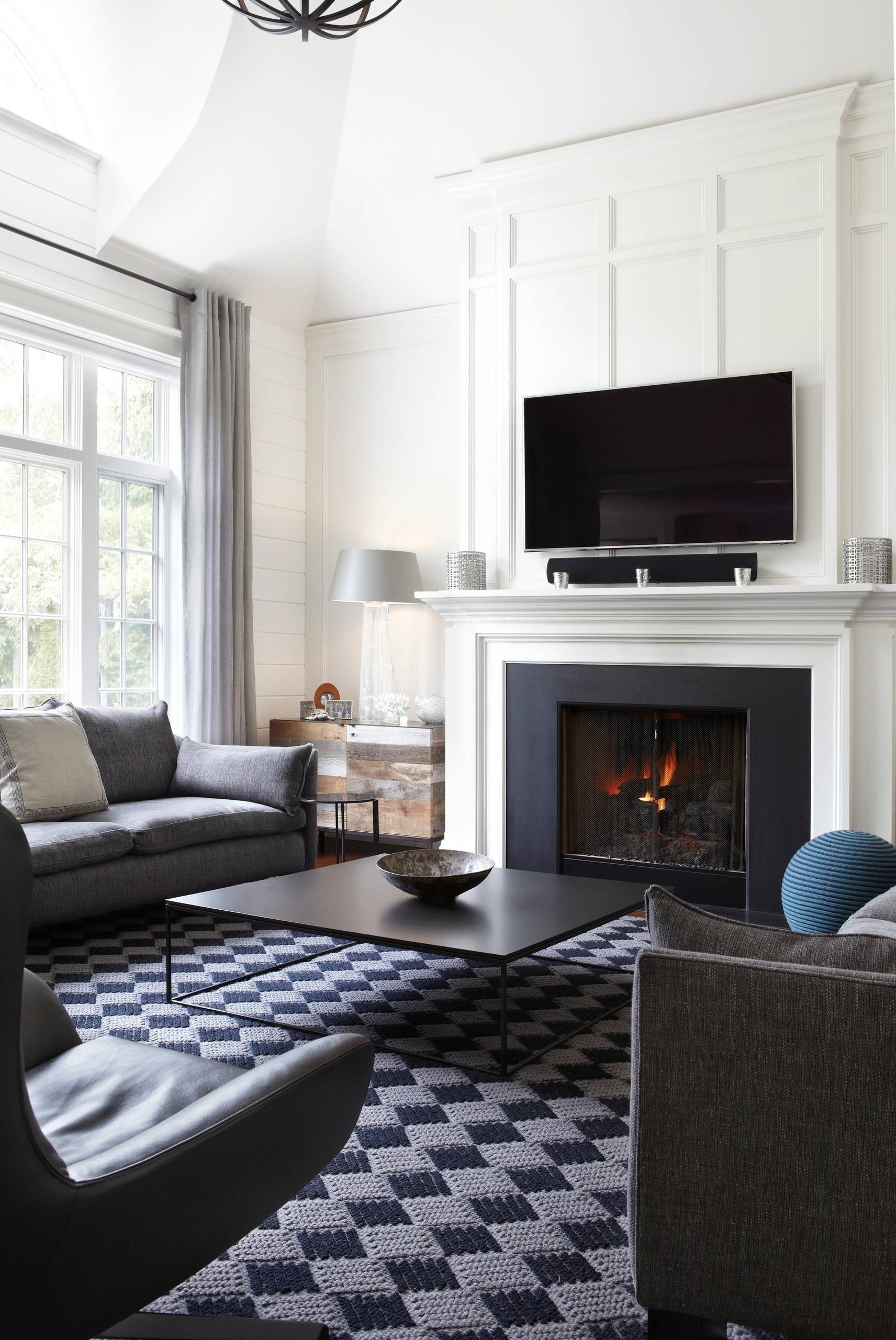 46 Picture Perfect Living Rooms home homedesign