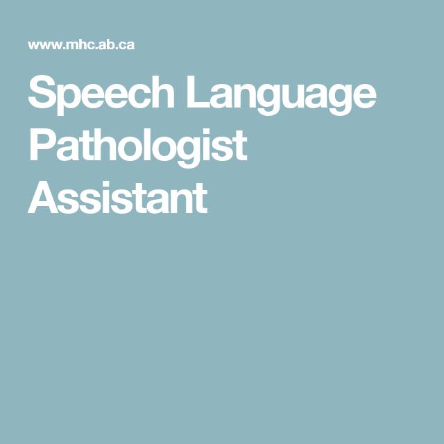Speech Language Pathologist Assistant | SLPA quotes | Speech