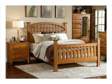Shop For Talsma Furniture Mastercraft Retreat Queen Bed 3100 And