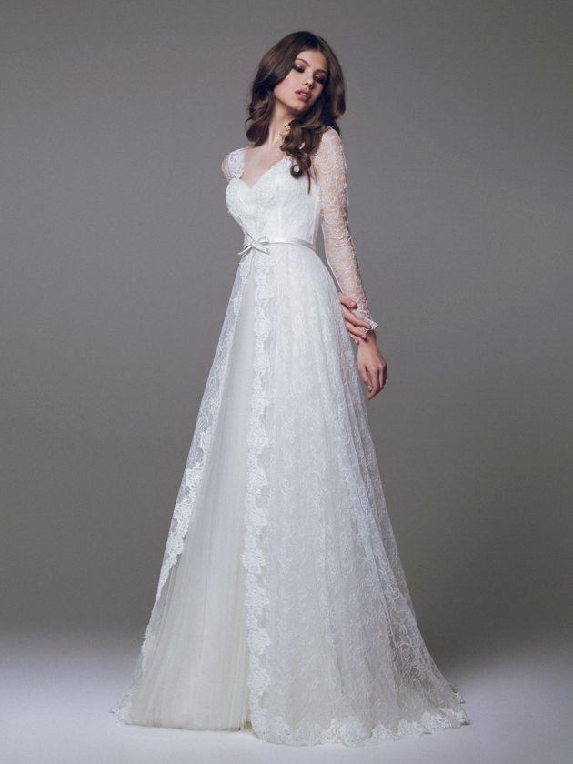 74b5838a40 BMSPOSA15 28 (Vestido de Novia). Diseñador  Blumarine . ...