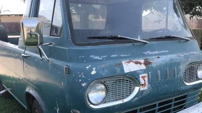 1964 Inline 6 in Visalia, CA   Inline, Pickup trucks