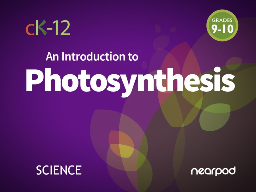 Check Out This Free Amazing Science Presentation On An Introduction To Photosynthesis For 10th