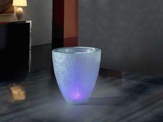 Macetero Jarrón con luz LED : Modelo ASTRID