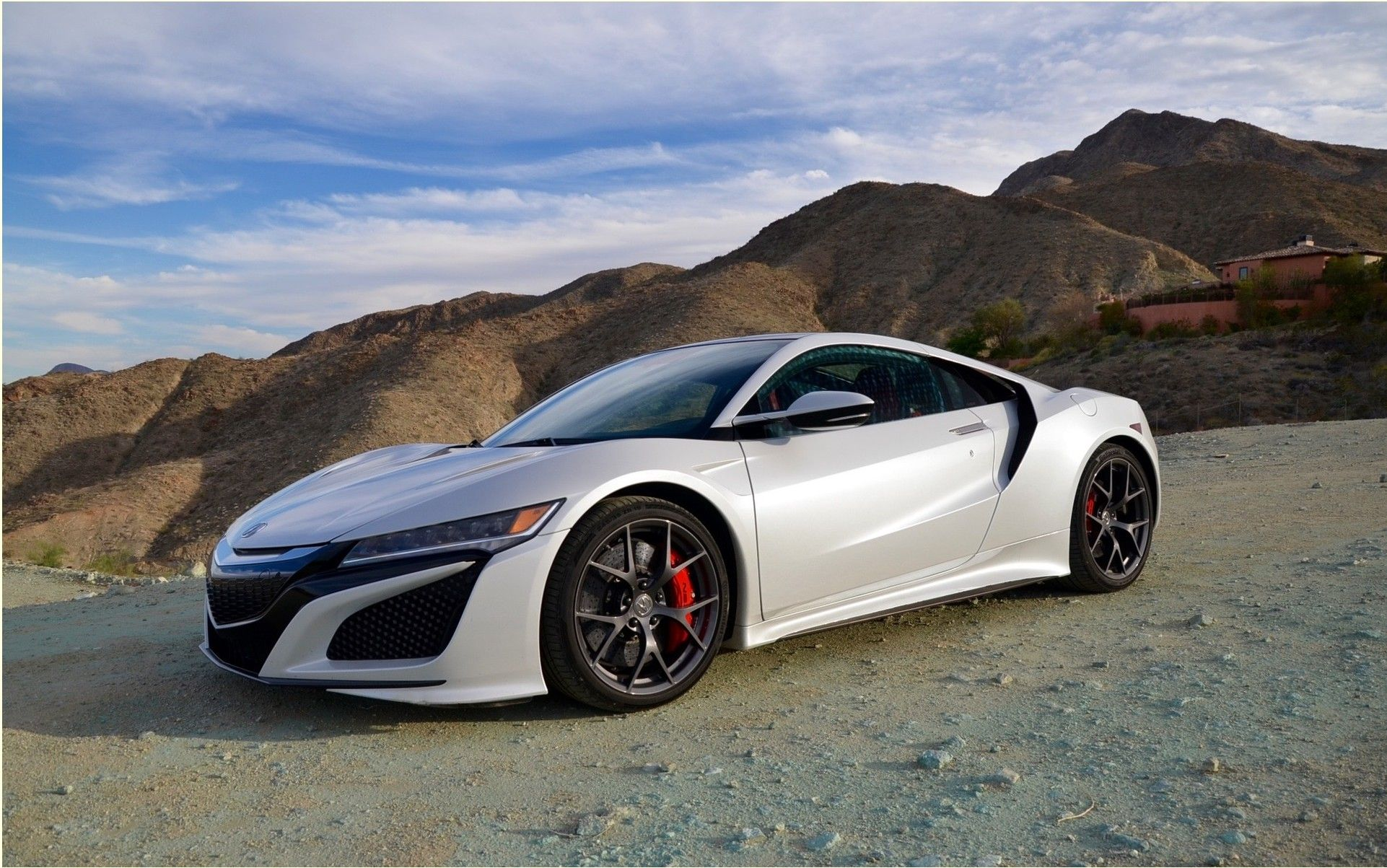Acura NSX 2017 missile guided by laser beam Acura nsx, Nsx