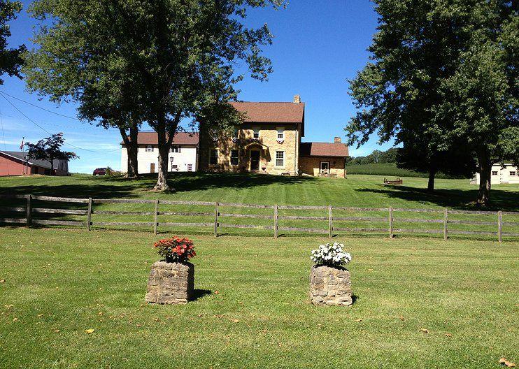The Barn at Deemston Farms Rustic Wedding Venue in