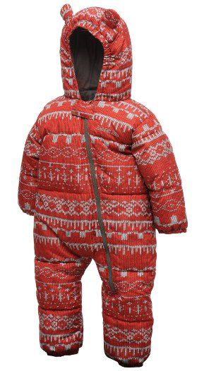 7747d294f423 Dare 2b Bugaloo Baby Snowsuit - Red Alert. Great new colour of this ...