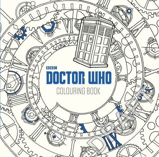 best quotes tardis colouring coloring pages doctor who in time tv shows doctors