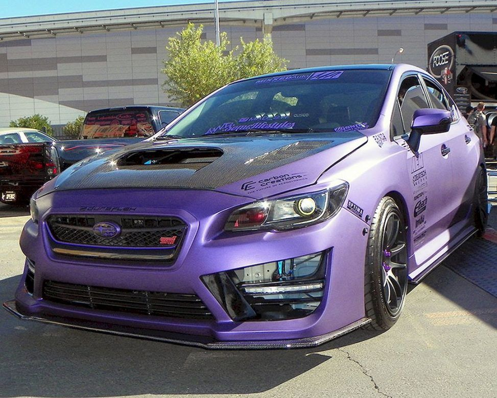 2019 WRX and WRX STI Series.Gray The Exclusive Limited