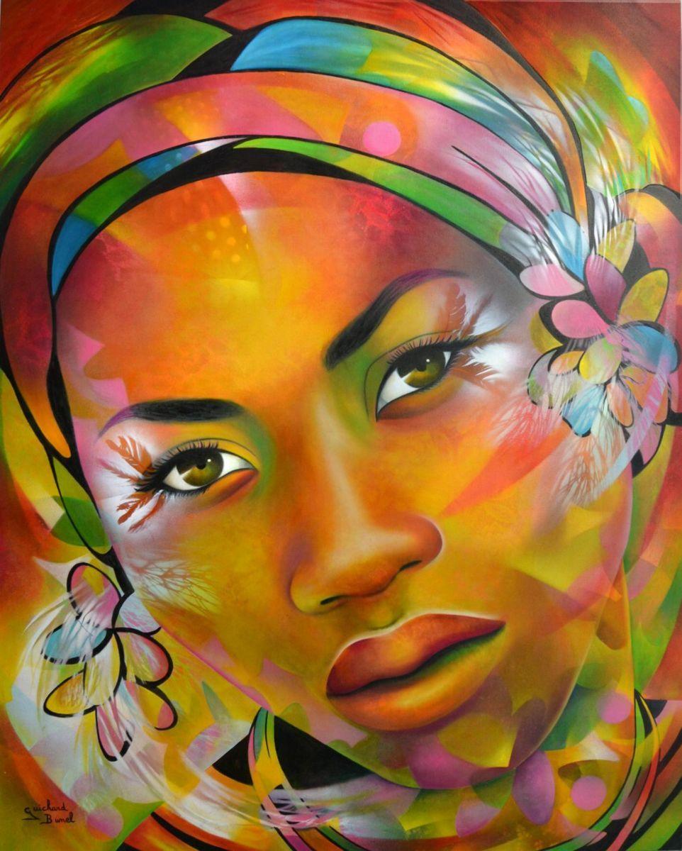 Femme noire faisant l amour