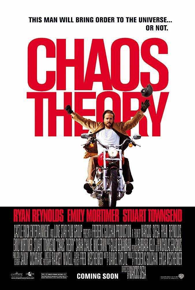 Chaos Theory (2008) Chaos theory, Chaos theory movie, Chaos