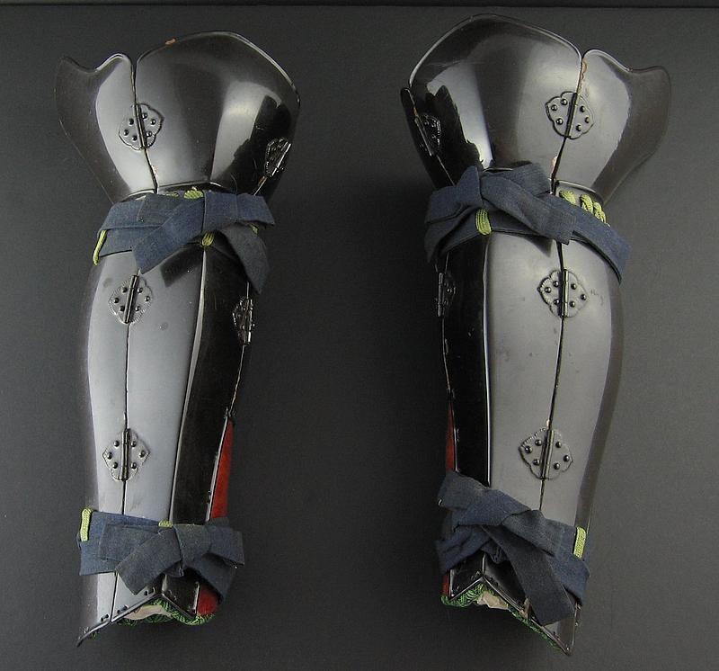 Samurai Tsubo Suneate [Lower Leg Armor]
