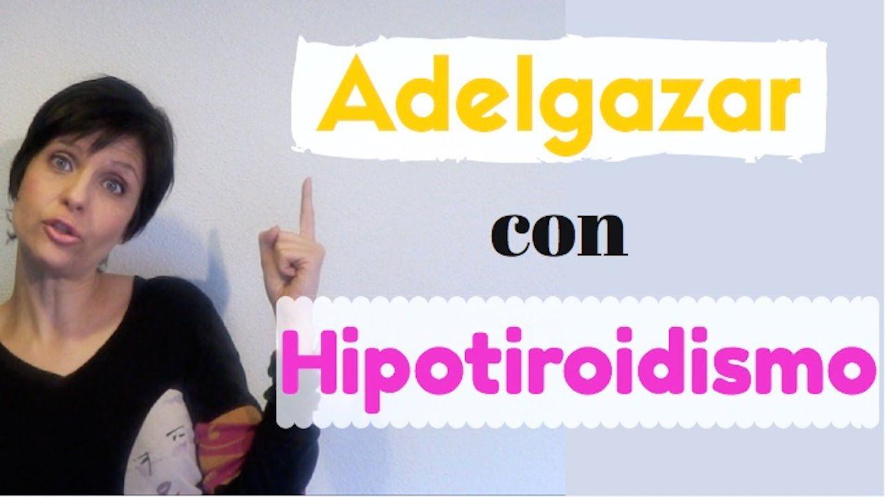 No consigo adelgazar con hipotiroidismo