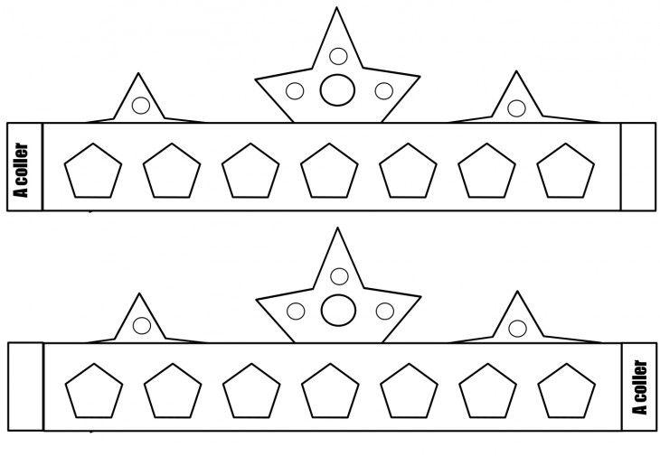 Couronne Des Rois A Imprimer Sylviascrap Couronne Des Rois Couronne Roi Coloriage Zelda