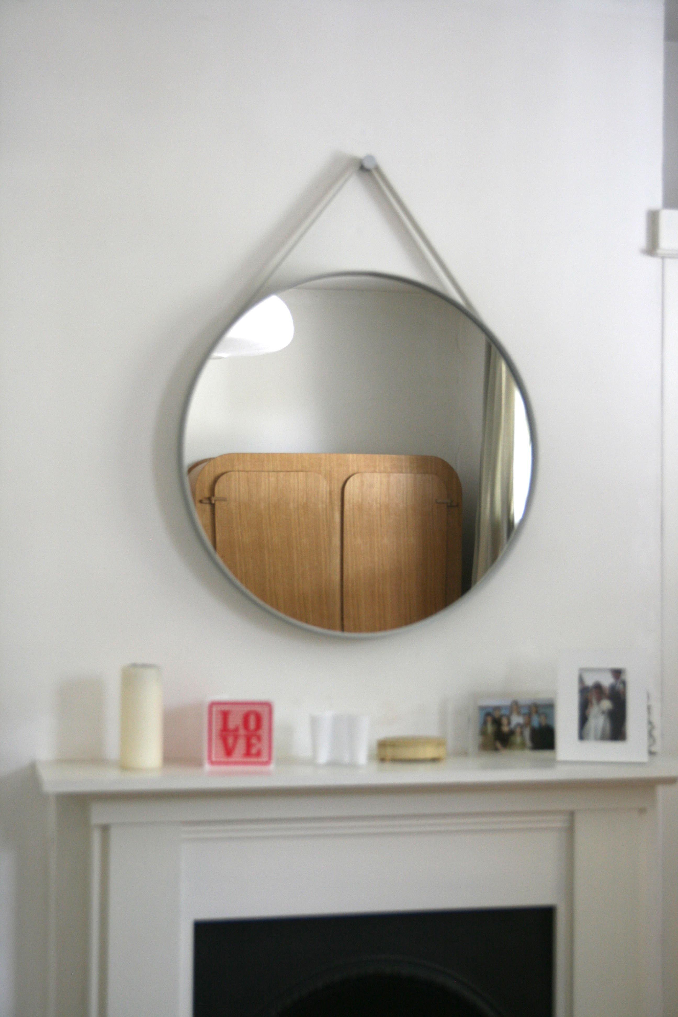 Hay Strap Mirror 70Cm V A Httpthatdesignstorecoukhay Strap Mirrorhtm