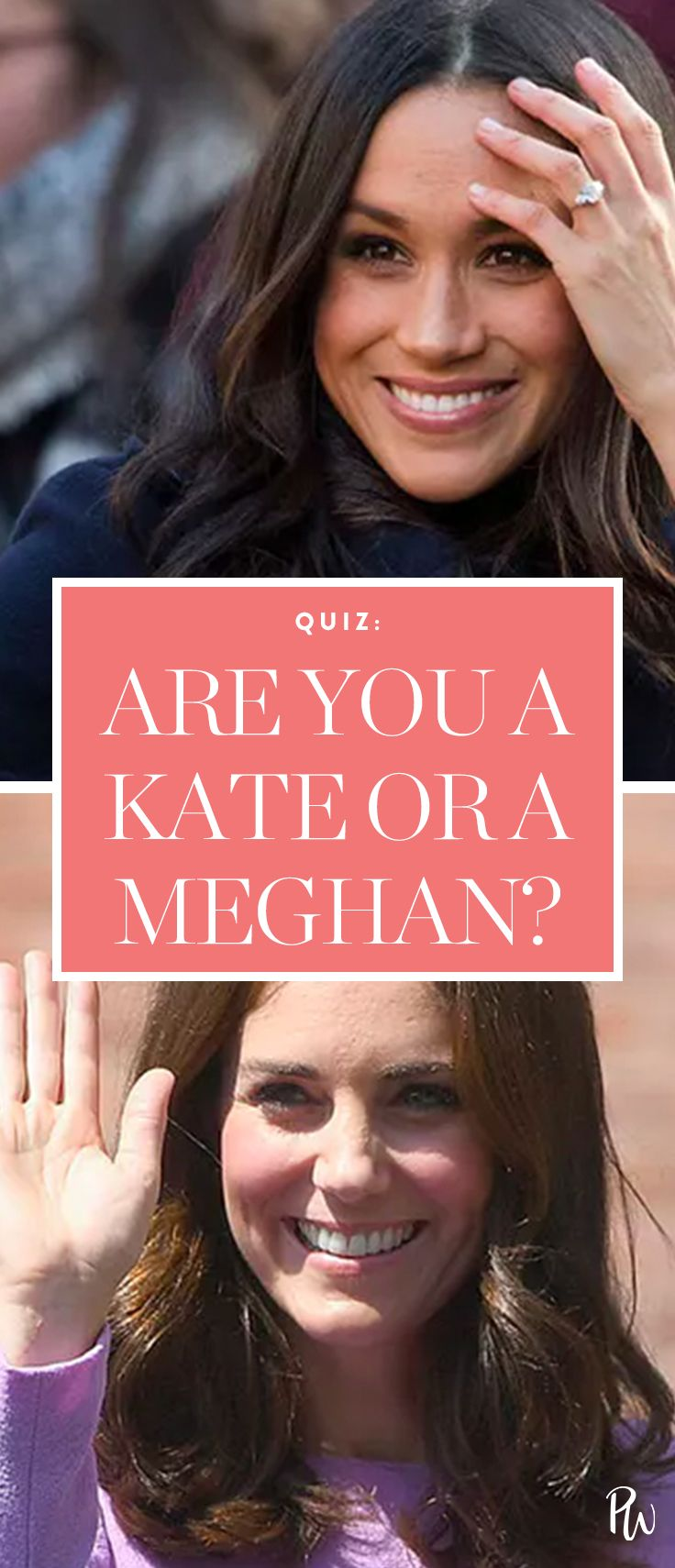 Quiz: Are You a Kate or a Meghan? | News & Entertainment