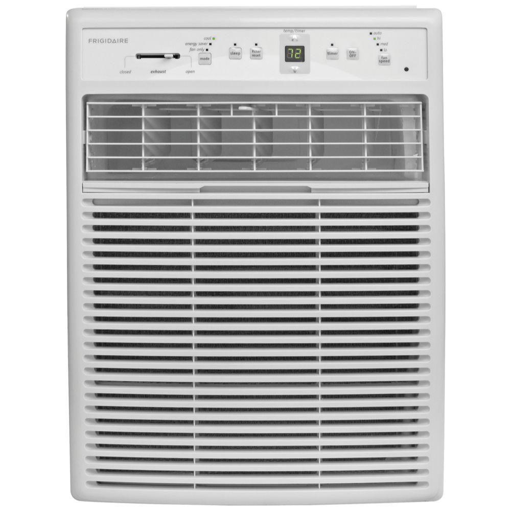 Frigidaire 10000 btu casement window air conditioner with