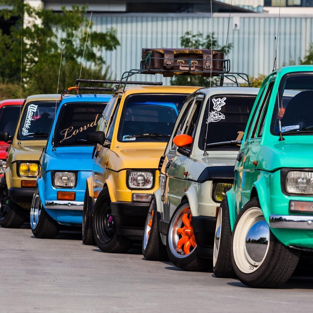 Fiat 126, Fiat And Cars