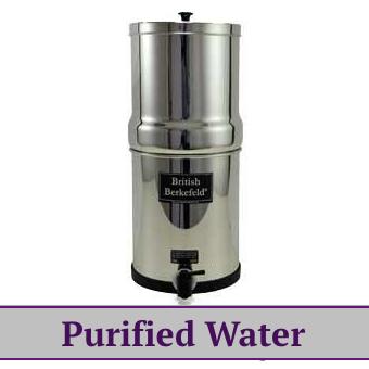 Berkey Water Purification Filtration Berkey Water Filter