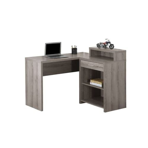 Monarch Specialties I 7125 48 Inch Wide Wood Computer Desk