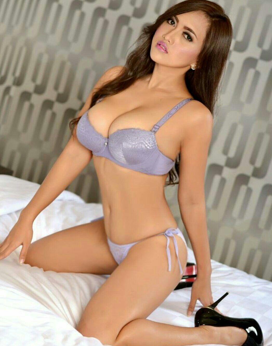 indonesia hot babes models