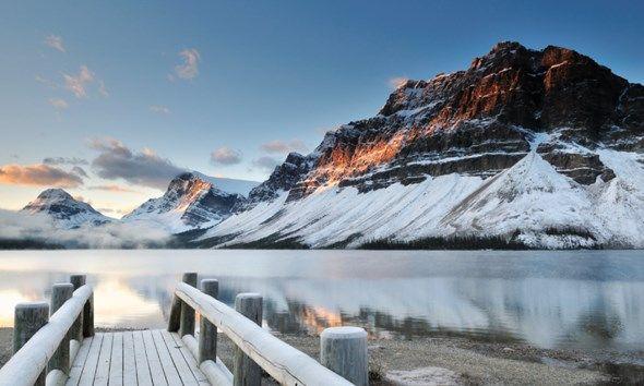 Banff National Park, Alberta, Canada   6 winter wonderlands worth braving the cold for   Wanderlust