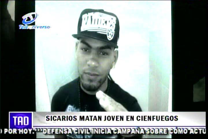 Sicarios Matan Joven En Cienfuegos #Video