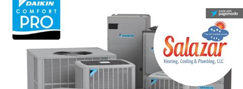 Salazar Heating And Refrigeration Heat Cool Stuff Plumbing