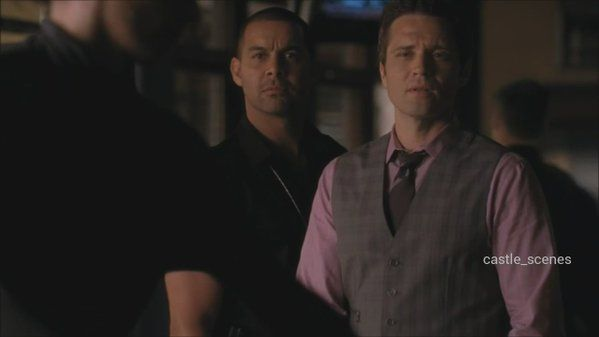 """castle scenes on Twitter: """"He was here with us every day, working the case, for months. https://t.co/XFrzN7aYt5"""""""