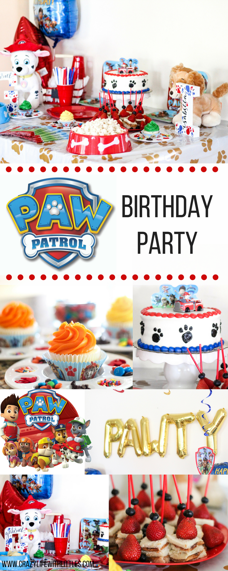 Paw Patrol Birthday Party Supplies Amazon Target