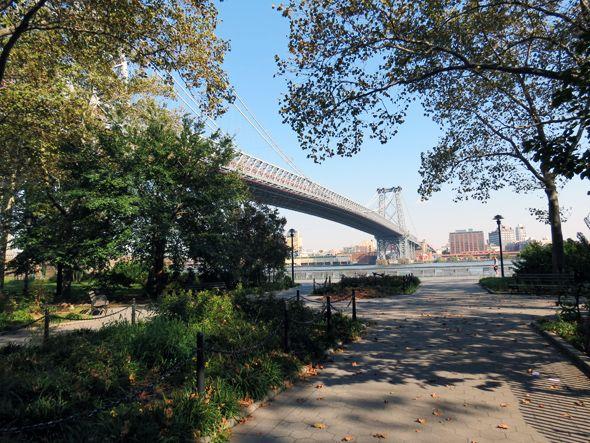 East River Park, NYC 2012. Photo Nina Varis