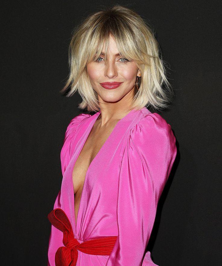 Tolle Kurzhaarfrisuren für Frauen, die sich trauen sich von anderen zu unterscheiden! - Haare Ideen #juliannehoughstyle