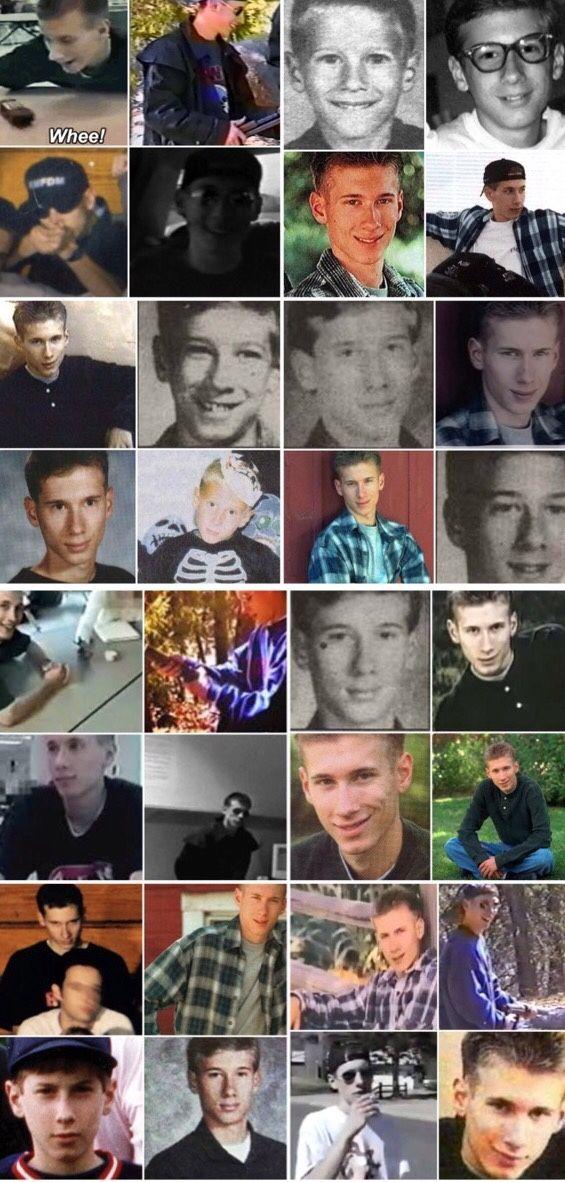 Eric Harris Et Dylan Klebold : harris, dylan, klebold, Columbine