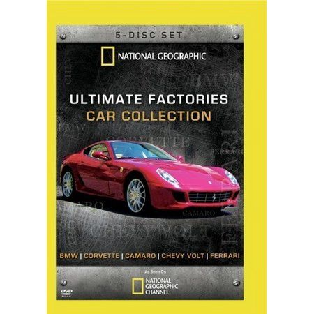 Ultimate Factories Car Collection: Volume 1 (DVD) - Walmart.com