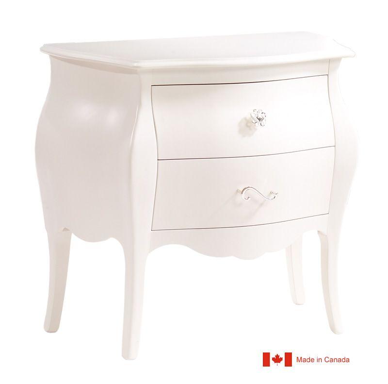 Terrific Allegra Nightstand Allegra Collection Safe Kids Baby Alphanode Cool Chair Designs And Ideas Alphanodeonline