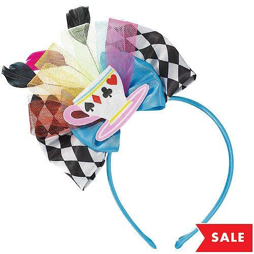 Mad Tea Party Headband Party City  05a5b40f245