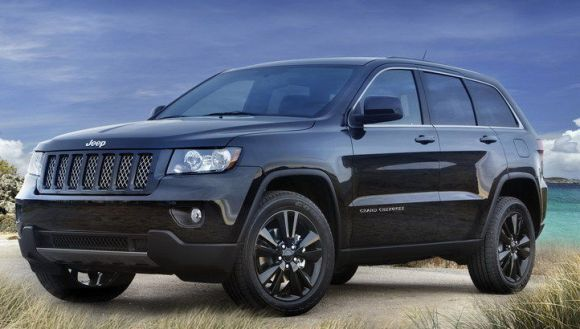 This 2012 Jeep Grand Cherokee Altitude Concept Special Edition