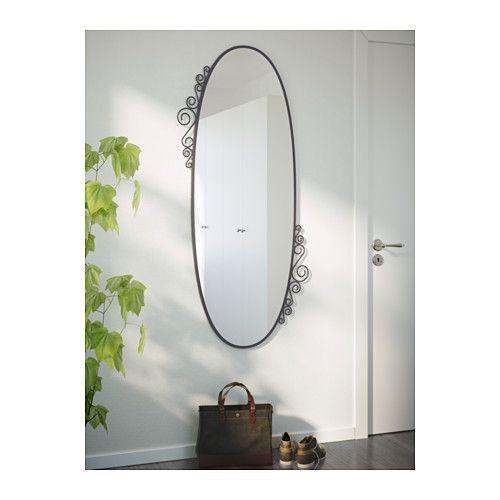 Spiegel, Ikea, Schlafzimmer