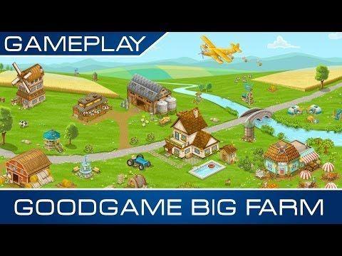 Gameplay, Tricks & Tipps - Goodgame Big Farm - Free Online