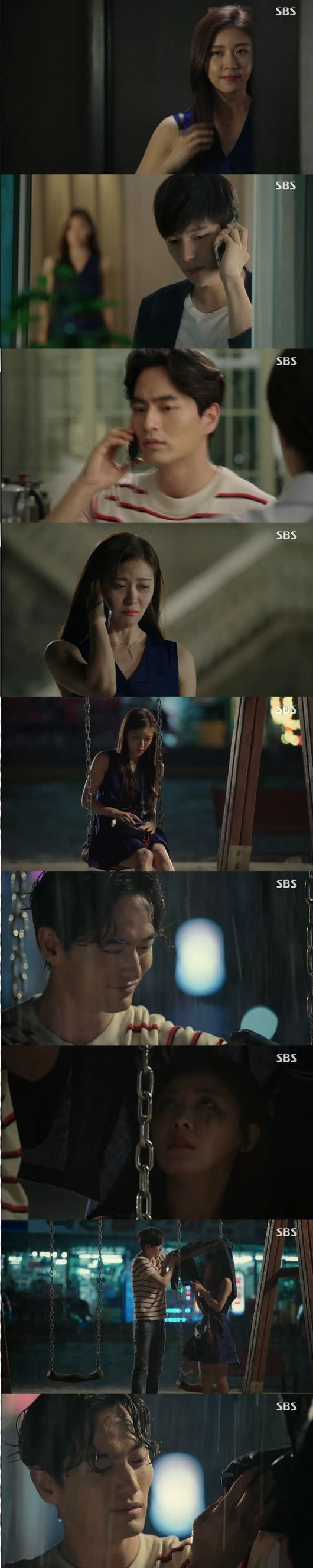 Spoiler] 'The Time I Loved You' Ha Ji-won is betrayed by L and finds