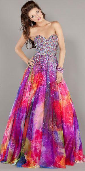 Dream Prom Dress 2013