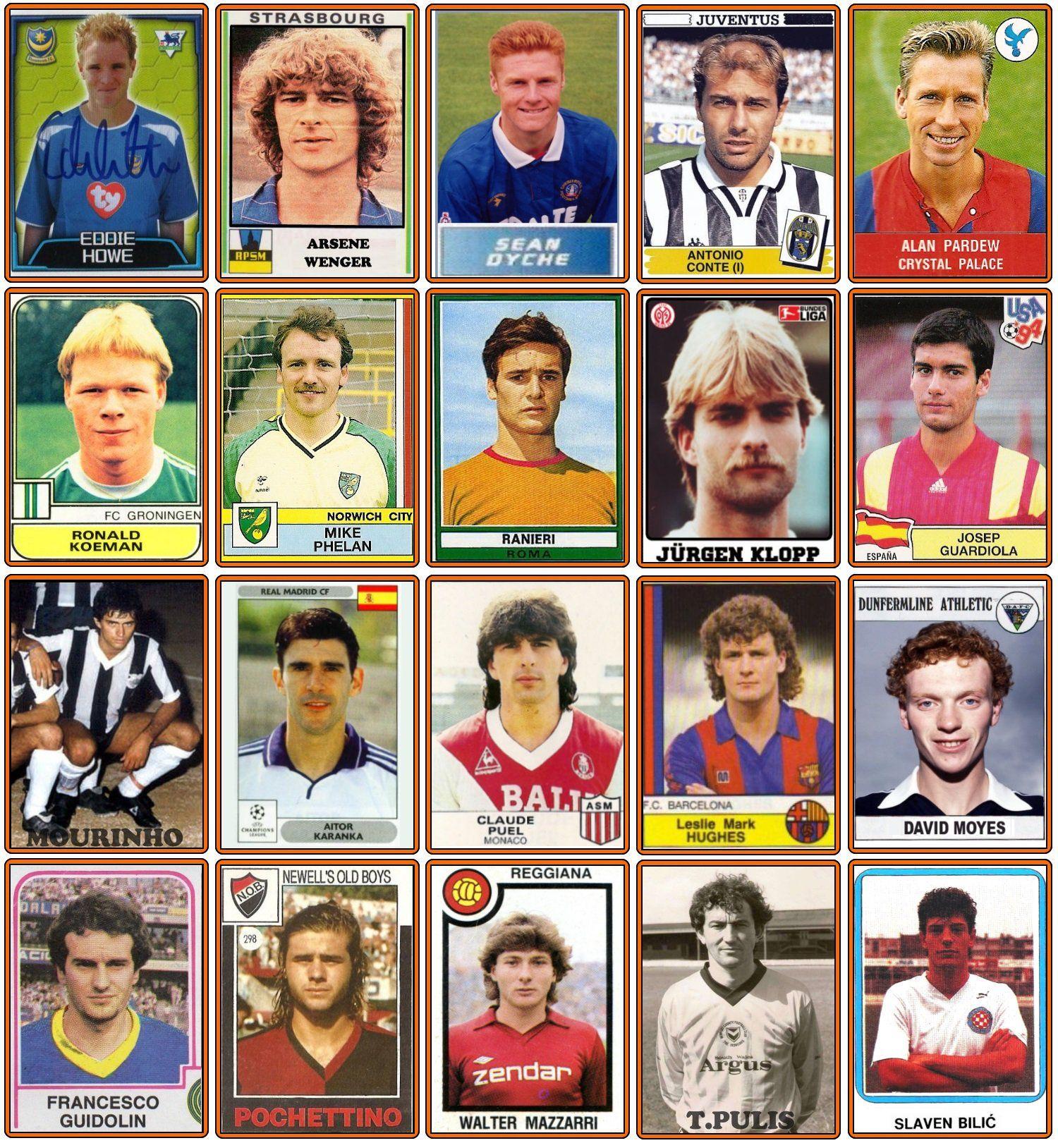 Fußballkarten Bundesliga