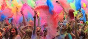 Top 5 places to celebrate the Holi Festival of Colour - The Chromologist