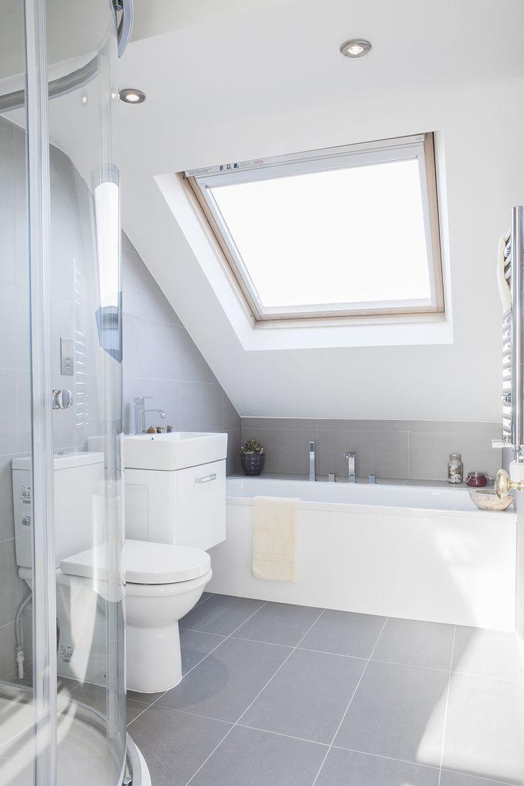 Attic Renovation Bathroom Ideas Small Attic Bathroom Loft Bathroom Attic Shower