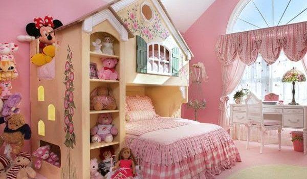 Kinderbetten fürs moderne Kinderzimmer haus mädchen
