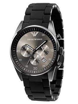 b674cf5556a5 Men s Emporio Armani Sports Watch AR5889