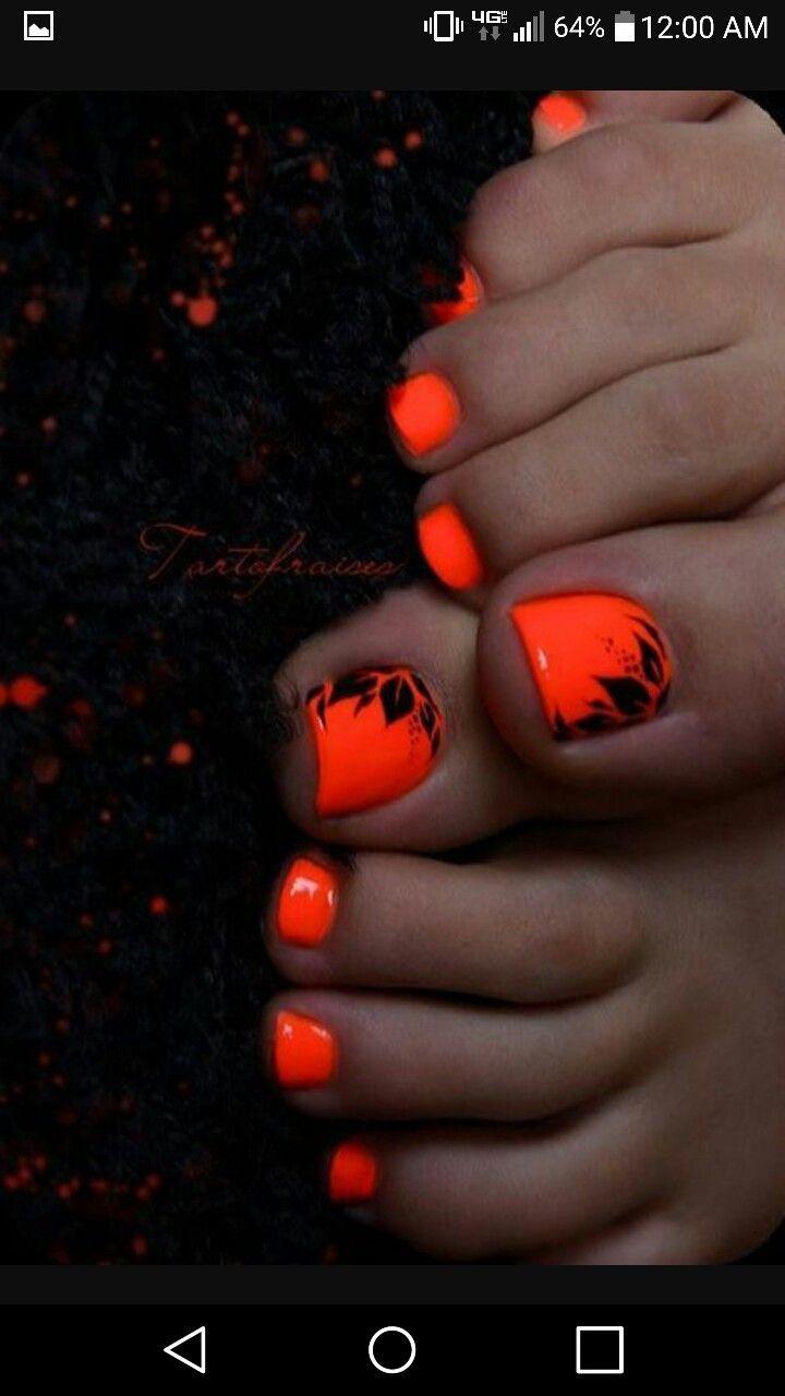 Pin by Tarrance Williams on Pretty feet | Pinterest | Pedicures, Toe ...