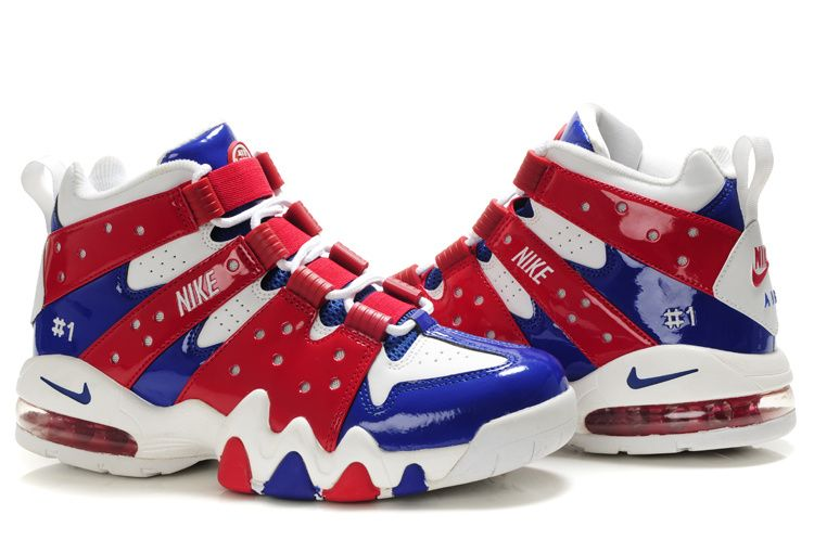 Charles Barkley Air Max Shoes | Home :: Nike Air Max CB