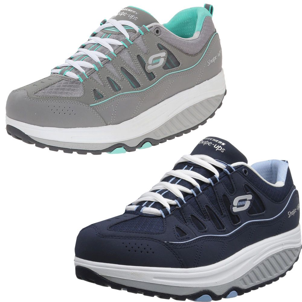 Skechers Shape Ups 2 0 Womens Comfort Stride 57003 Walking Shoes Skechers Skechers Shape Ups Skechers Shoes
